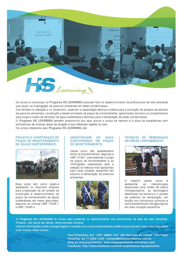 HSLearning-Programa