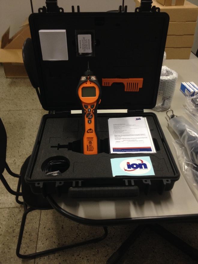 A escolha mais inteligente para a locação de equipamentos para amostragem, monitoramento e remediação.