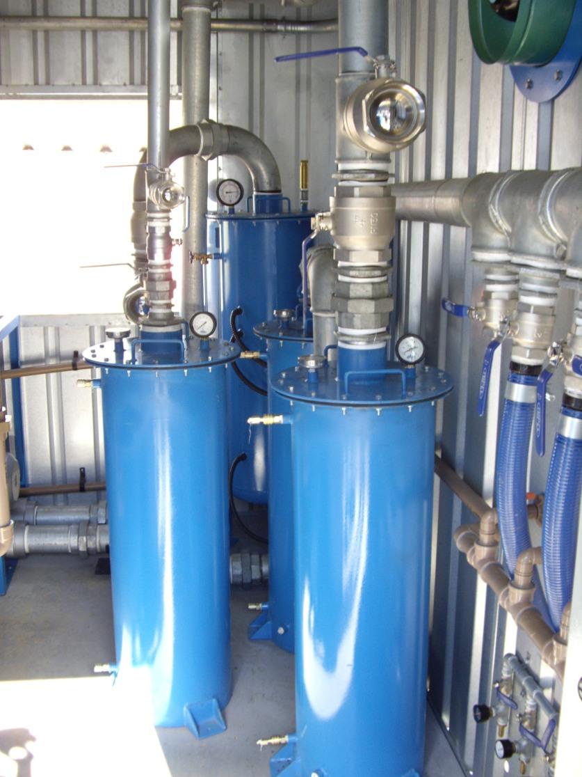 Sistemas de Remediação com alta tecnologia e customizados com as condições específicas do cliente
